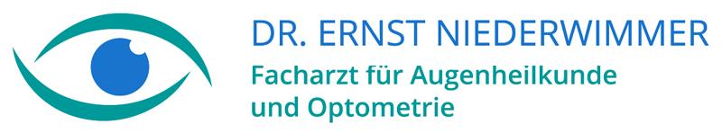 Dr. Ernst Niederwimmer